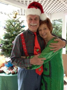 Pennell and me Xmas for mailing 2012